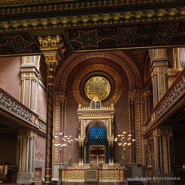 Spanish Synagogue, Prague #2