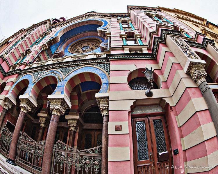 Jerusalem Synagogue, Prague #761