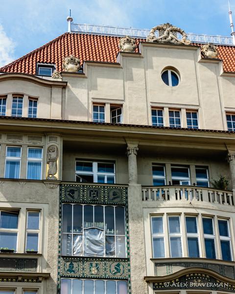 Jewish Quarter, Prague #346