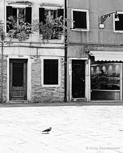 European Jewish Heritage, Venice: Ghetto Nuovo #408