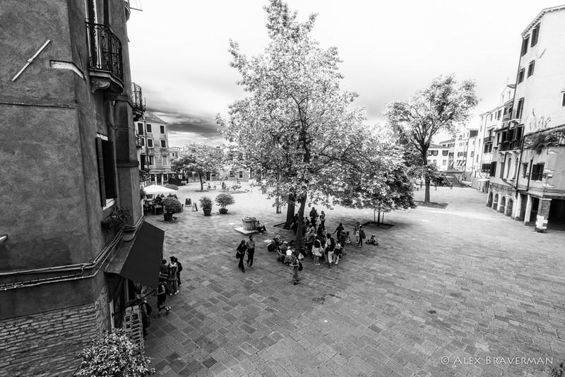 European Jewish Heritage, Venice: Ghetto Nuovo #429