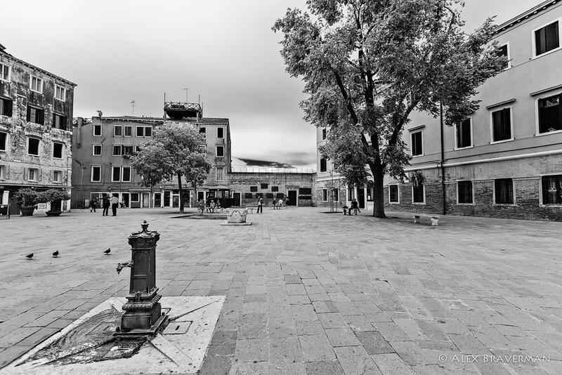 European Jewish Heritage, Venice: Ghetto Nuovo #441
