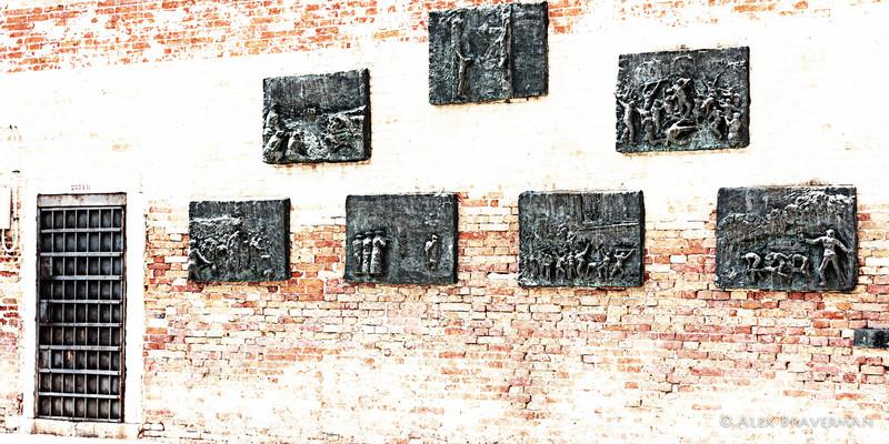 European Jewish Heritage, Venice: Ghetto Nuovo #412