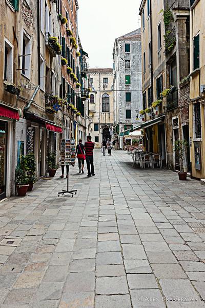 European Jewish Heritage, Venice: Ghetto Nuovo #444