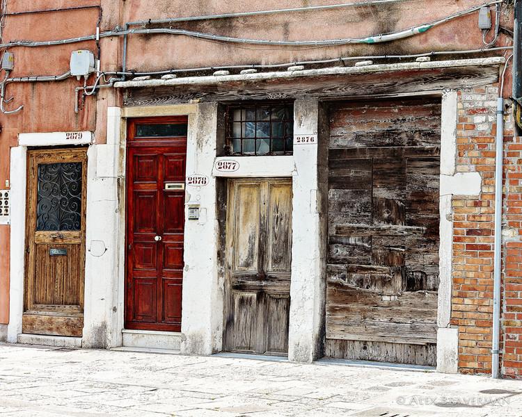 European Jewish Heritage, Venice: Ghetto Nuovo #414