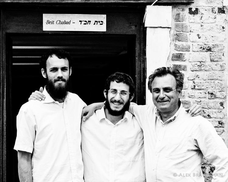 European Jewish Heritage, Venice: Ghetto Nuovo #428