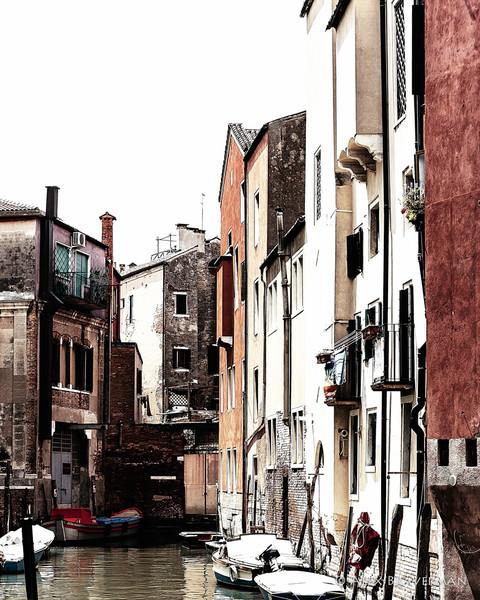 European Jewish Heritage, Venice: Ghetto Nuovo #404