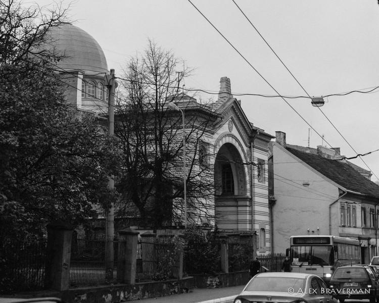 European Jewish Heritage: Vilnius #2428