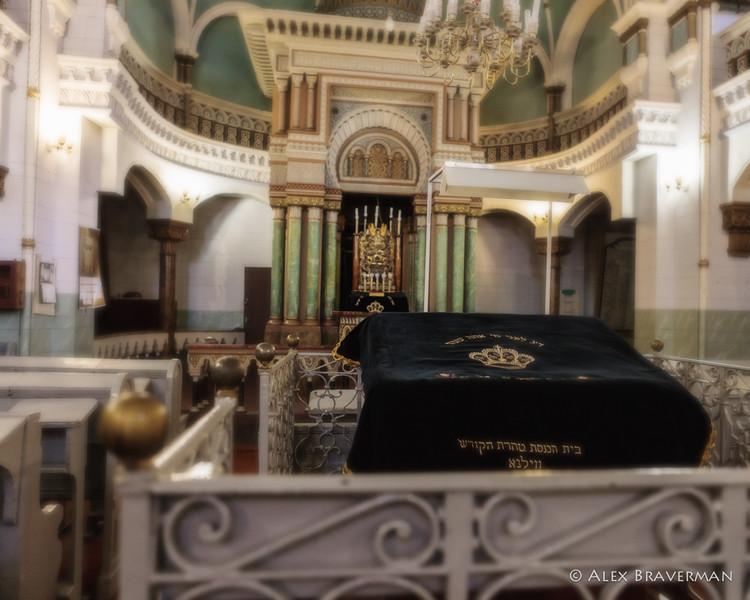 European Jewish Heritage: Vilnius #2461