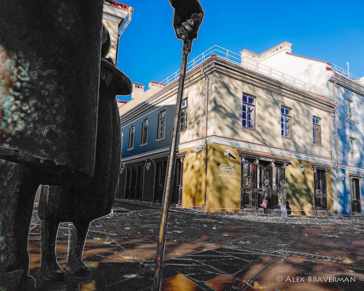 European Jewish Heritage: Vilnius #179
