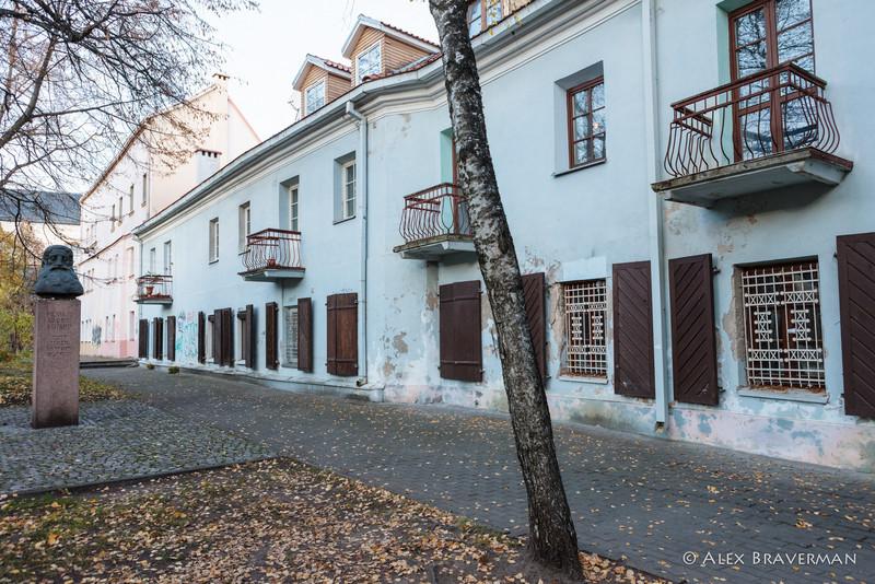 European Jewish Heritage: Vilnius #1887
