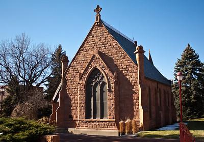 Evans Chapel