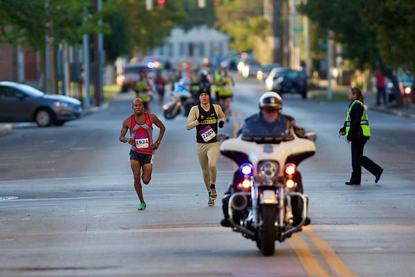 Evansville Half Marathon 2014