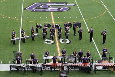2014 Drums Along the Brazos Drumline Contest 11/08/2014