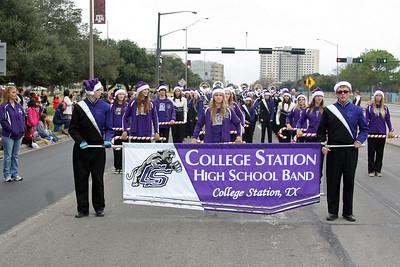 B/CS Christmas Parade 12/07/2014
