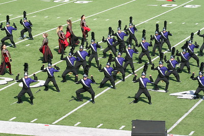 Blinn Marching Contest @ Brenham 10/10/2015