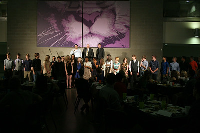 CSHS Band Banquet 05/02/2014