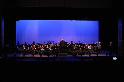 CSHS Band Christmas Concert 12/14/2015