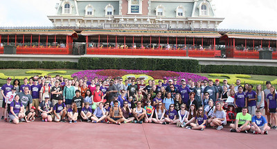 CSHS Band Disney World Trip 2015