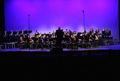 CSHS Band Holiday Concert 12/09/2014