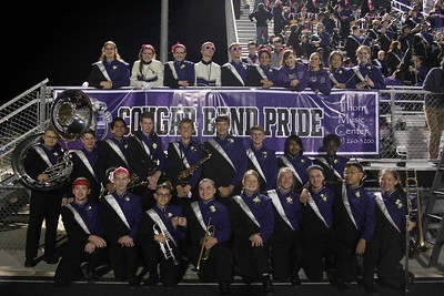 CSHS Band Senior Night 10/21/2016