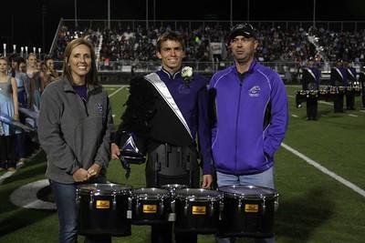 CSHS Band Senior Night 10/31/2014