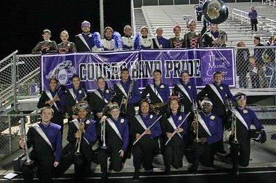 CSHS Band Senior Night 11/06/2015