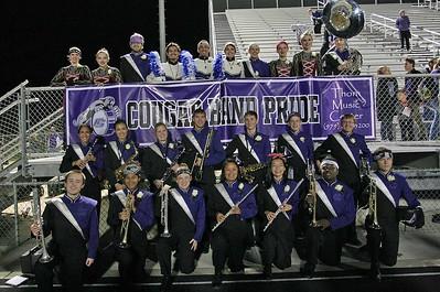 CSHS Band Senior Night 11/06/2015