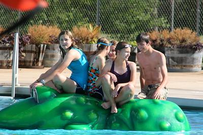 Band Swim Party 08/23/2012