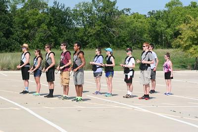 CSHS Drumline Camp 2015