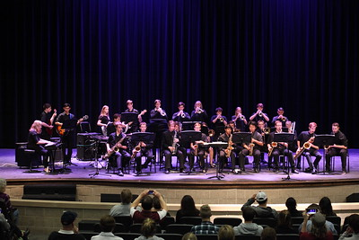 CSHS Jazz Bands Christmas Concert 12/19/2017