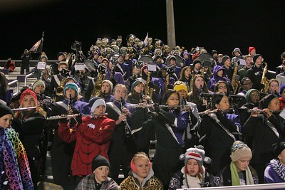 CSHS Playoff Game vs. Hutto HS 11/14/2014