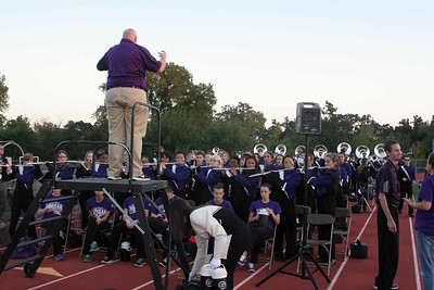 CSHS at A&M Consolidated HS 10/24/2014