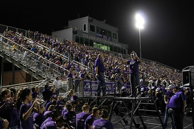 CSHS vs. A&M Consolidated HS 10/23/2015