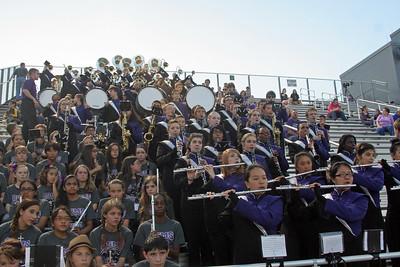 CSHS vs. Jasper HS (Junior High Night) 10/11/2013