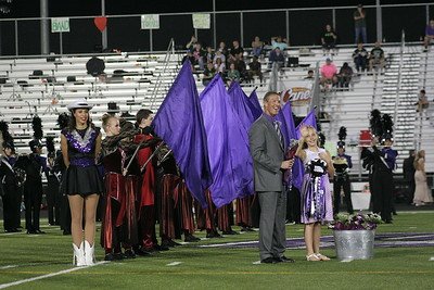 CSHS vs. Livingston HS (Homecoming) 10/09/2015