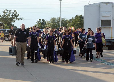 CSHS vs. Waco HS 09/05/2014