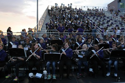 CSHS vs. Willis HS (Junior High Night) 09/25/2015