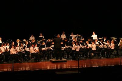 CSMS Band Spring Trip to San Antonio 05/13/2016