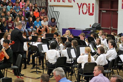 CSMS Veterans Day Assembly 11/11/2014