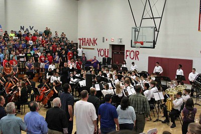 CSMS Veterans Day Assembly 11/11/2015