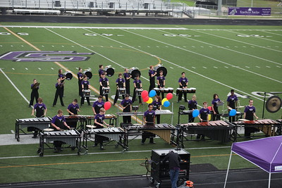 Drums Along the Brazos Drumline Contest 11/05/2016