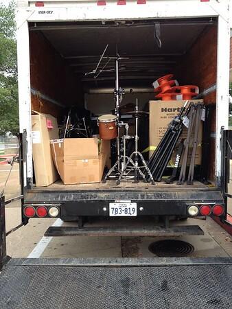 Equipment Arrival & Assemble