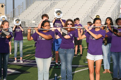 """""""Grill the Tigers"""" Community Pep Rally 10/21/2015"""
