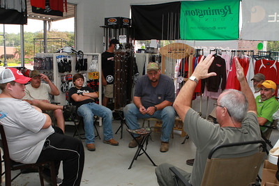 On Friday September 28th, 2012 Mr. Don Bell presented Top Secret Deer Scents during a promotion at K&S Outdoor located in Guin, Alabama. Photography By Lloyd Kenney III (C) 2012 All Rights Reserved