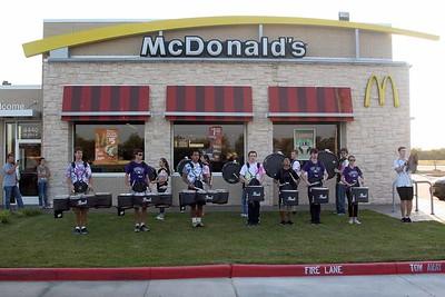 McDonald's Spirit Night 10/28/2014