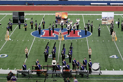 Midway Marching Contest 10/05/2013