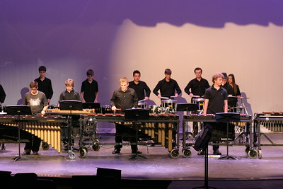 Night of Percussion @ CSHS 02/27/2016