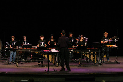 Night of Percussion Concert 02/28/2015