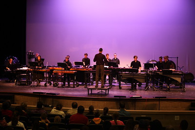 Night of Percussion Concert @ CSHS 02/24/2018